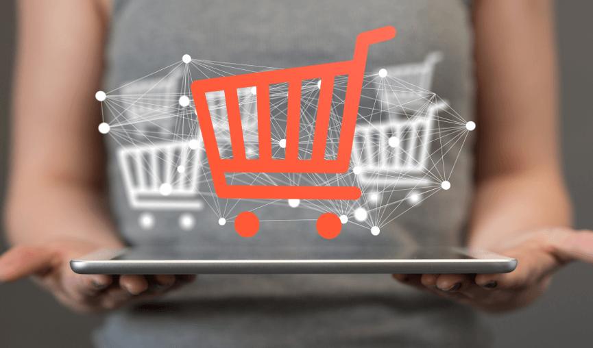 Amazon Online Shop Werbeanzeigen