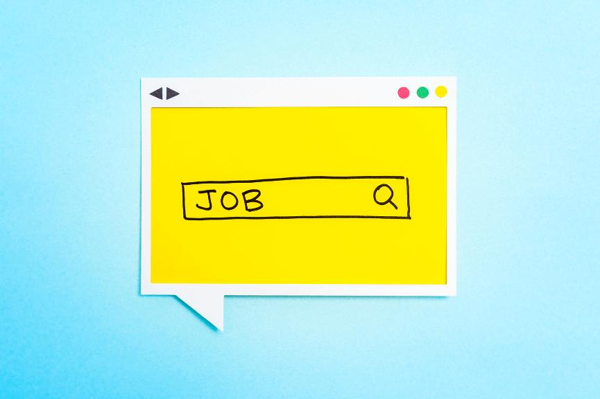 Google-for-jobs, Jobsuche , Suchleiste