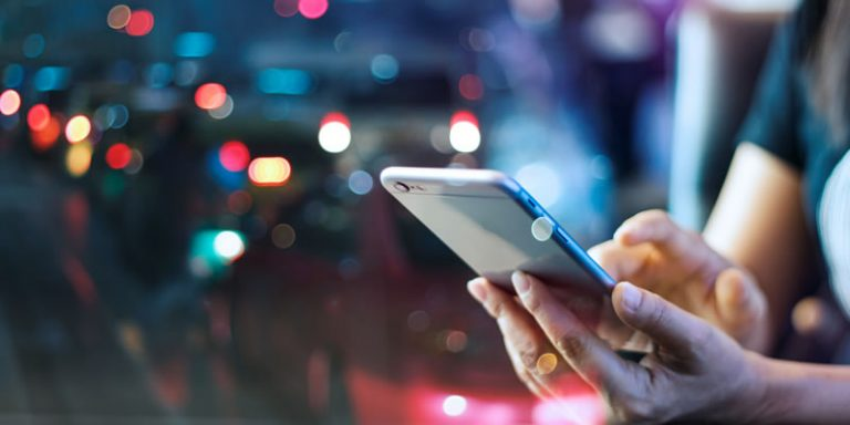 Mobile-Webdesign