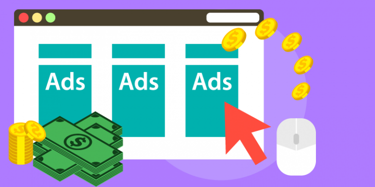 Google Adwords, Google Ads Illustration