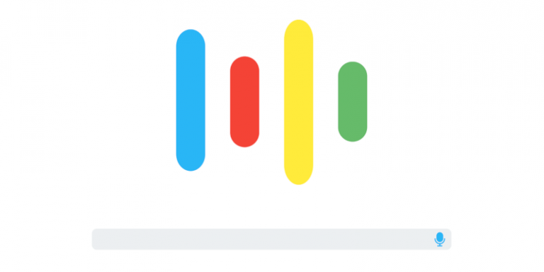 Google Assistant Voice Search Grafik