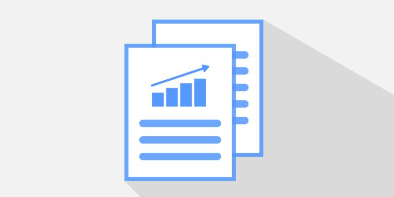 Beitragsbild Grafik Bericht Leistungsbericht von Google Search Console