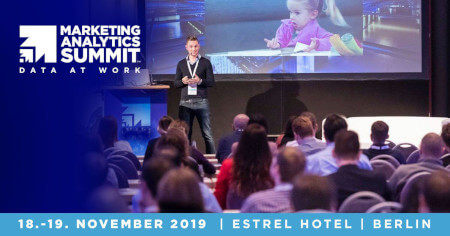 Vortrag Marketing Analytics Summit 2018