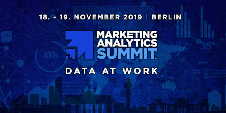 Marketing analytics summit berlin 2019