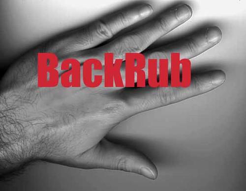 Backrub-Logo