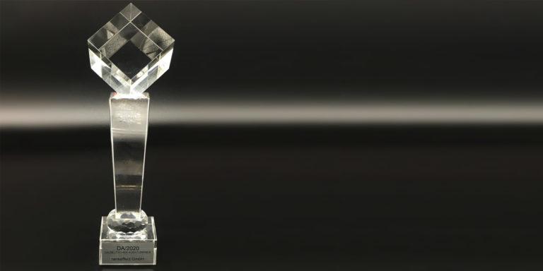 Deutscher Agenturpreis 2020 - rankeffect GmbH