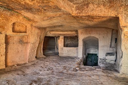 White Hat Jedi Höhle