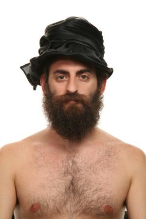 Böser Black Hat Sith mit Hut
