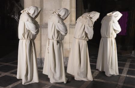 White Hat Jedis in Sekte Trattoria
